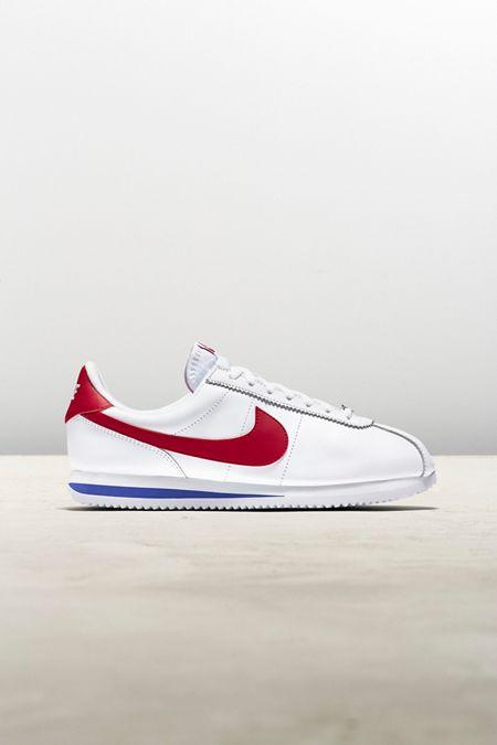low priced b5fef 4e280 Nike Cortez Basic Leather OG Sneaker