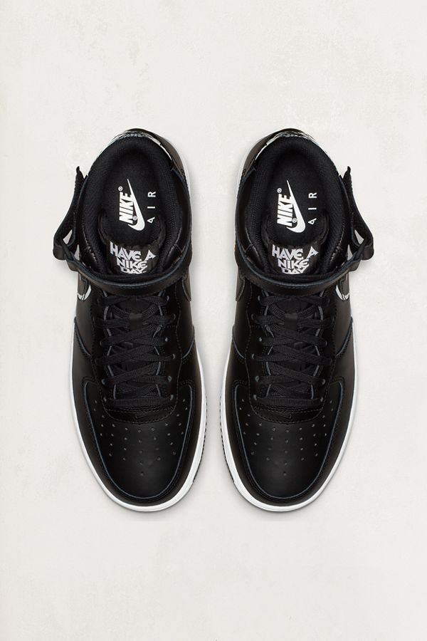 meilleure sélection cebcf 68c7e Nike Air Force 1 Mid '07 Have A Nice Day Sneaker