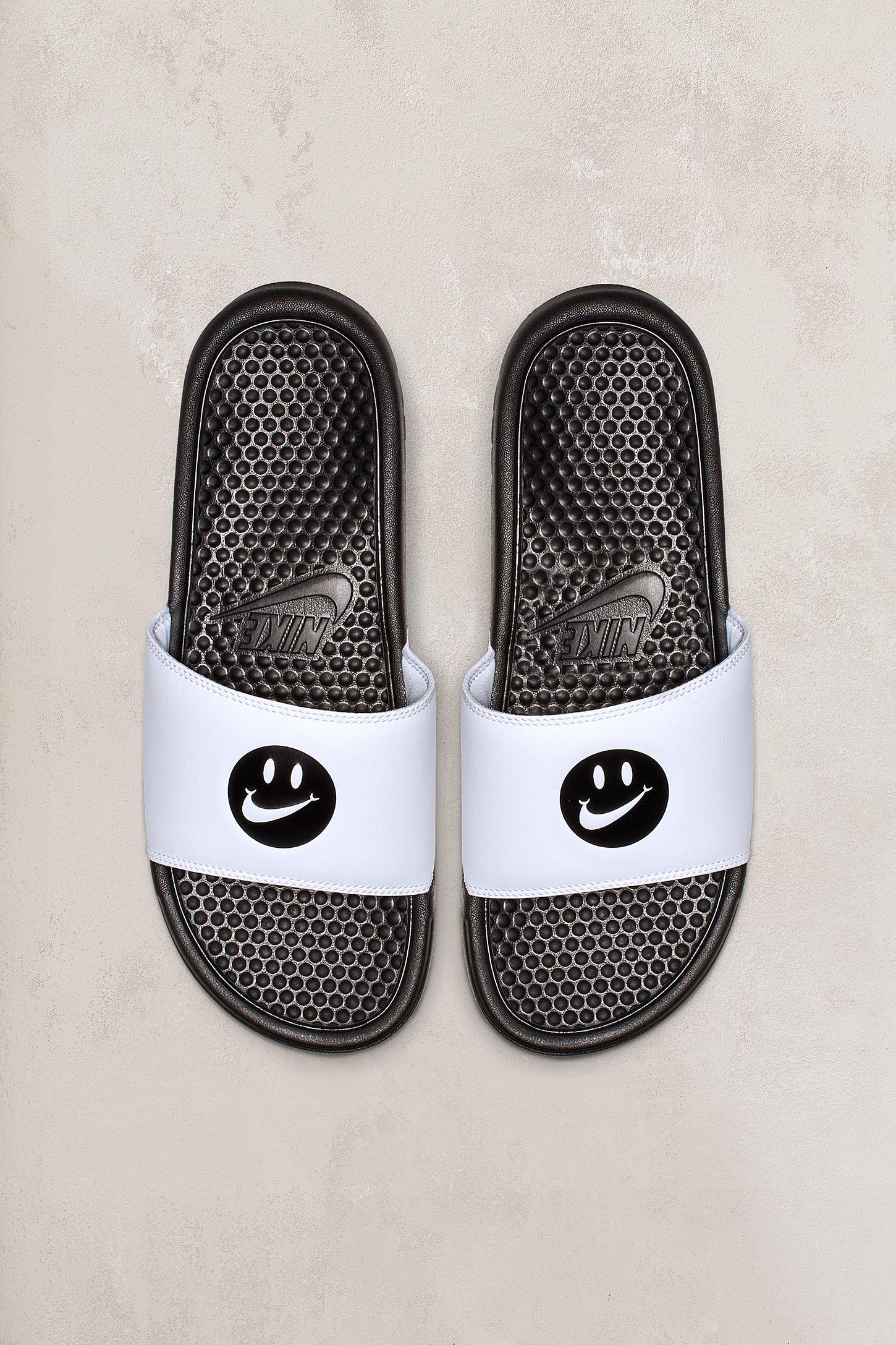 Nike Benassi JDI Print Slide Sandal