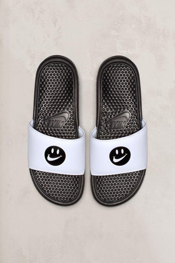 best service ee6f8 bcb28 Slide View  1  Nike Benassi JDI Print Slide Sandal