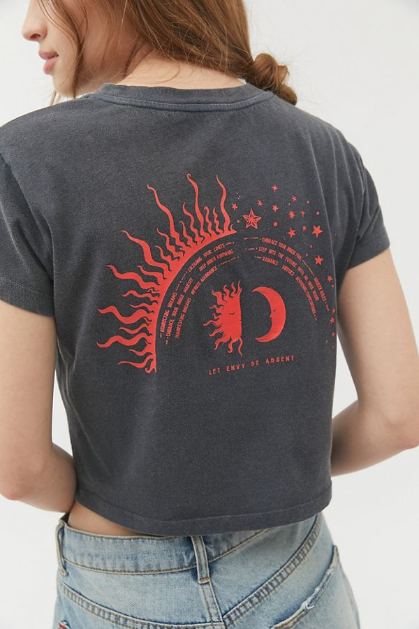 Sun And Moon Short Sleeve Tee by Urban Outfitters