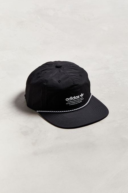 025252df40c adidas Originals Relaxed Decon Rope Strapback Hat