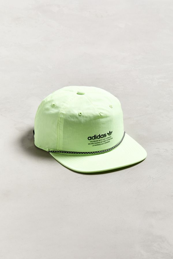 b5a5e4922afa4 adidas Originals Relaxed Decon Rope Strapback Hat