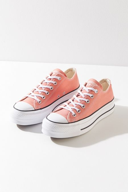 d4350dde469f Converse Chuck Taylor All Star Platform Low Top Sneaker