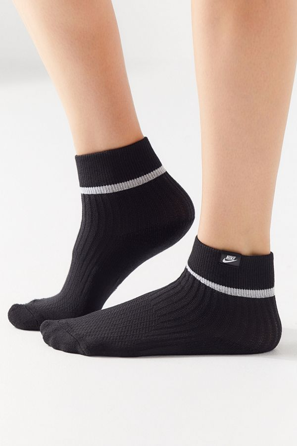 23d9b5cfb Nike SNKR Sox Essential Quarter Sock 2-Pack | Urban Outfitters