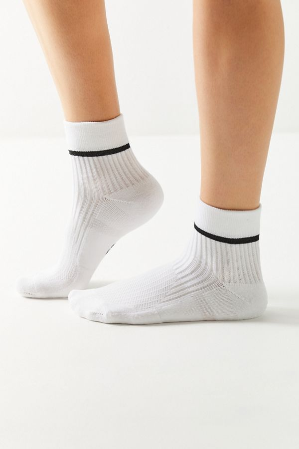 8d1459af6a Nike SNKR Sox Essential Quarter Sock 2-Pack | Urban Outfitters