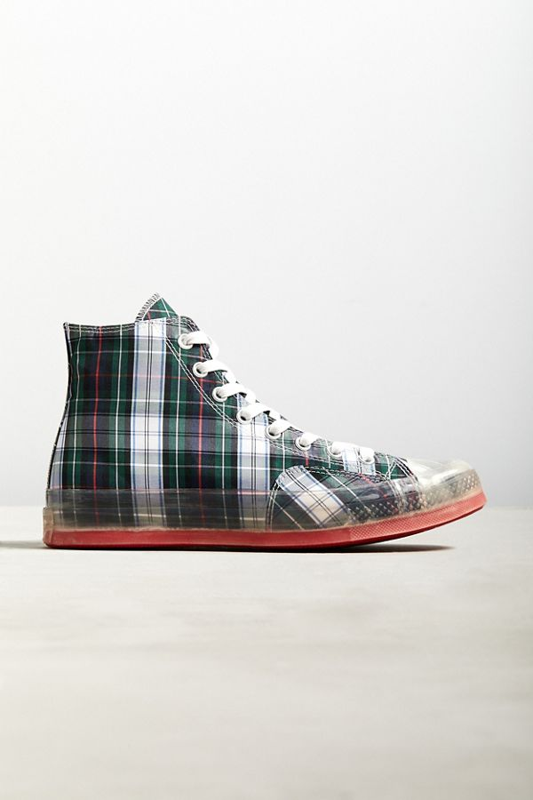 c6b7dc1b93c1 Converse Chuck 70 Plaid High Top Sneaker | Urban Outfitters