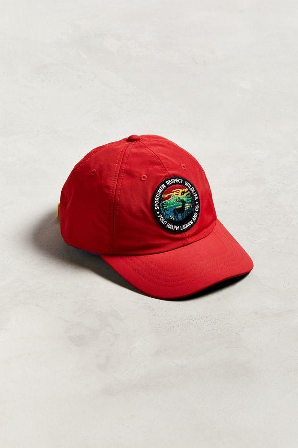 dac4236288 Polo Ralph Lauren Sportsmen Classic Baseball Hat