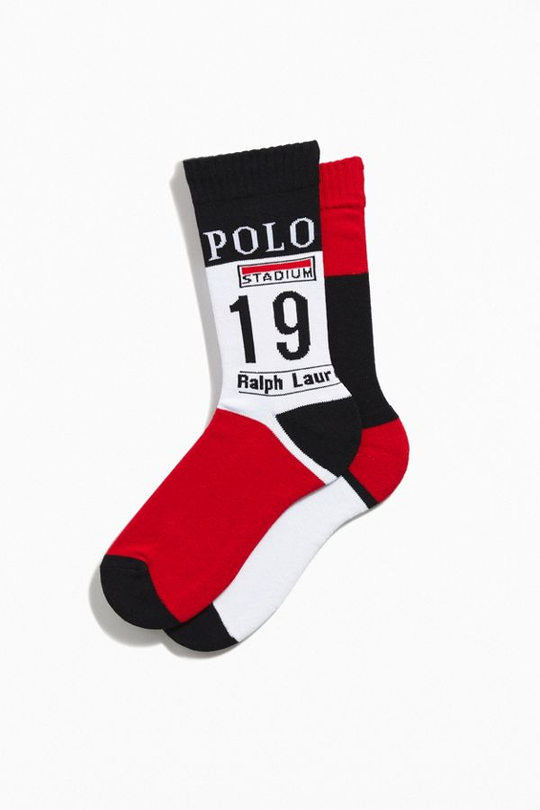 58ef41a17 Polo Ralph Lauren Winter Stadium P-Wing Sock | Urban Outfitters
