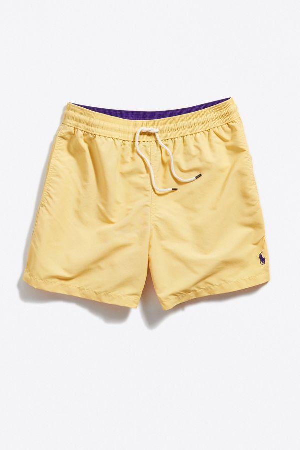 f20e8a0a72 Polo Ralph Lauren Traveler Swim Short | Urban Outfitters
