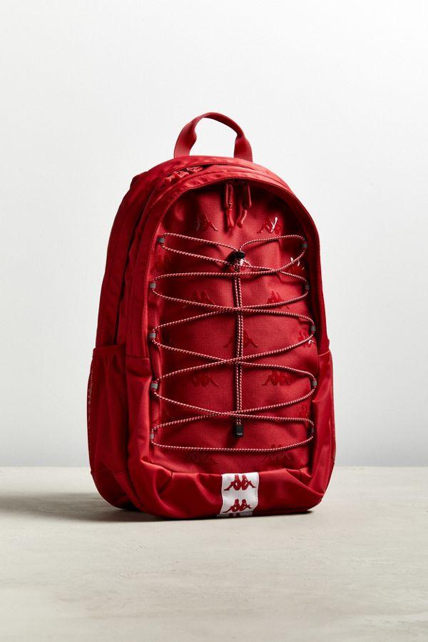c71d3d1d3b Kappa Banda Jacquard Strap Backpack