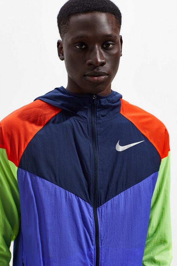 Nike Colorblock Wind Runner Jacket