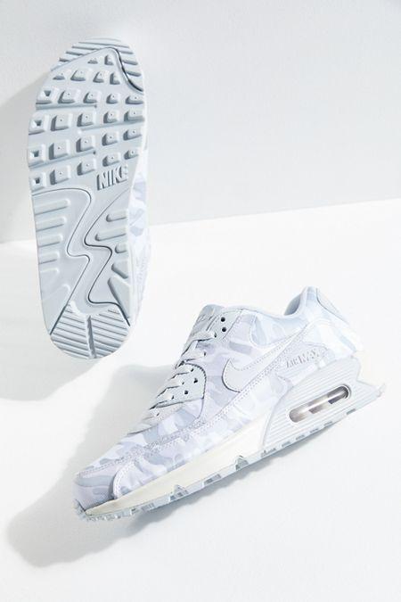 1e78d0df63fb93 Nike Air Max 90 Camo Sneaker