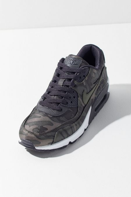 best loved 2fb9d 4c365 Nike Air Max 90 Camo Sneaker