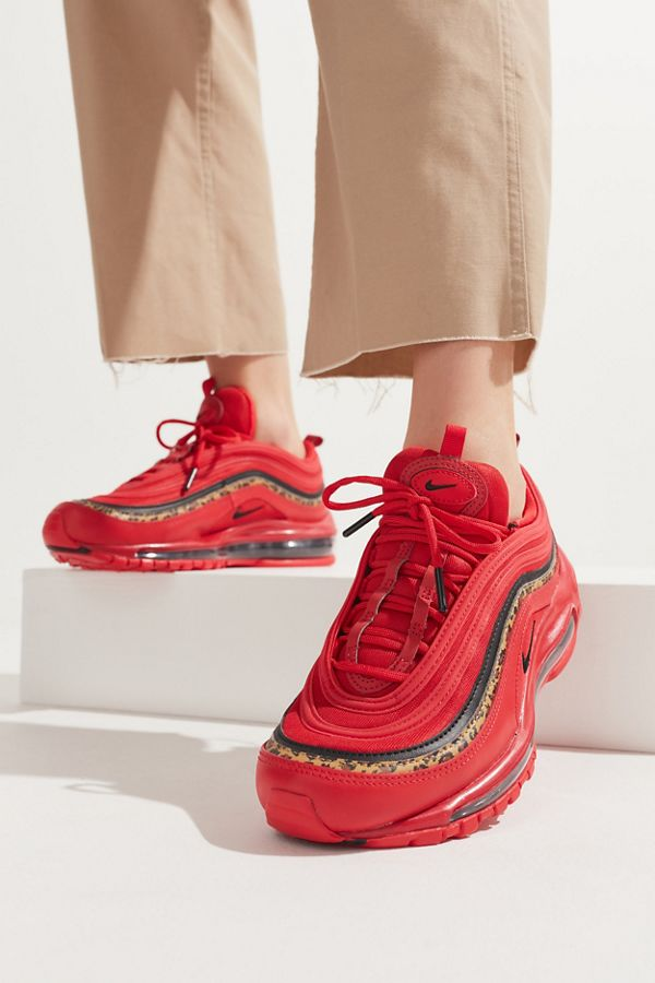 best sneakers 6b06d fec6e Nike Air Max 97 Leopard Sneaker   Urban Outfitters