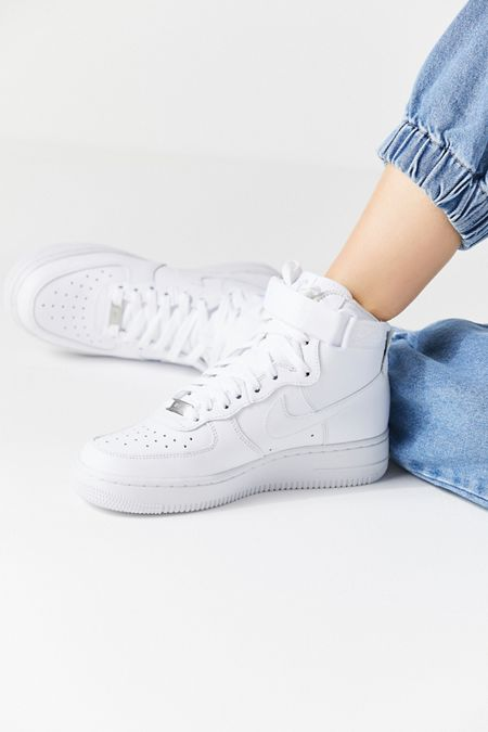 new product 1e29a c4bed Nike Air Force 1 High Top Sneaker