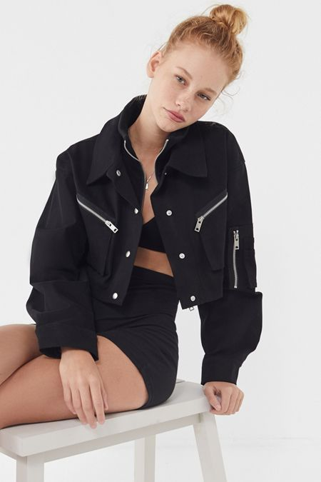 GIA Incepere Cropped Jacket 8f02d86ddb