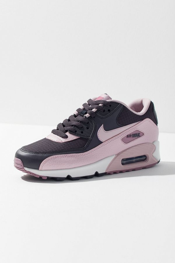best loved 5162b dd5e5 Slide View  1  Nike Air Max 90 Baby Pink Sneaker