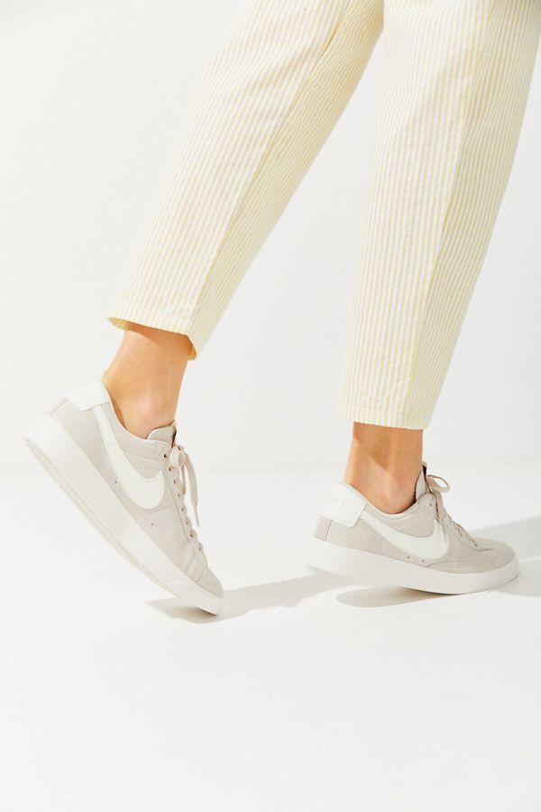 Nike Blazer Low Suede Sneaker | Urban Outfitters