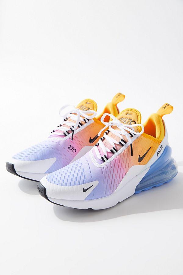 sklep w Wielkiej Brytanii na sprzedaż online różne kolory Nike Air Max 270 Sneaker
