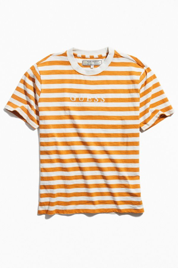 0cc37172a1a2 GUESS David Yarn-Dye Tee | Urban Outfitters