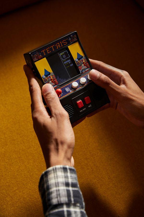 Handheld Tetris Arcade Game