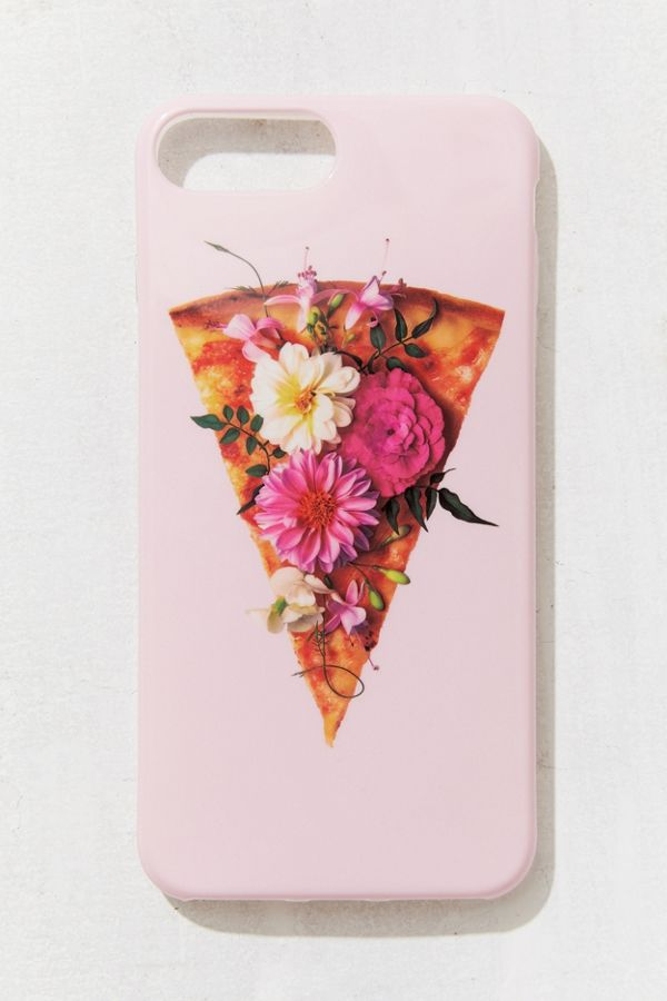 sale retailer 6ee26 2fc4c Recover X Paul Fuentes Flower Power Pizza iPhone Case