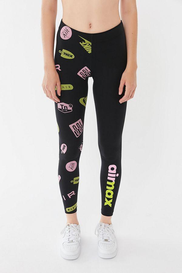48e0dc98a4b Nike Air Max Leg-A-See Printed Legging   Urban Outfitters