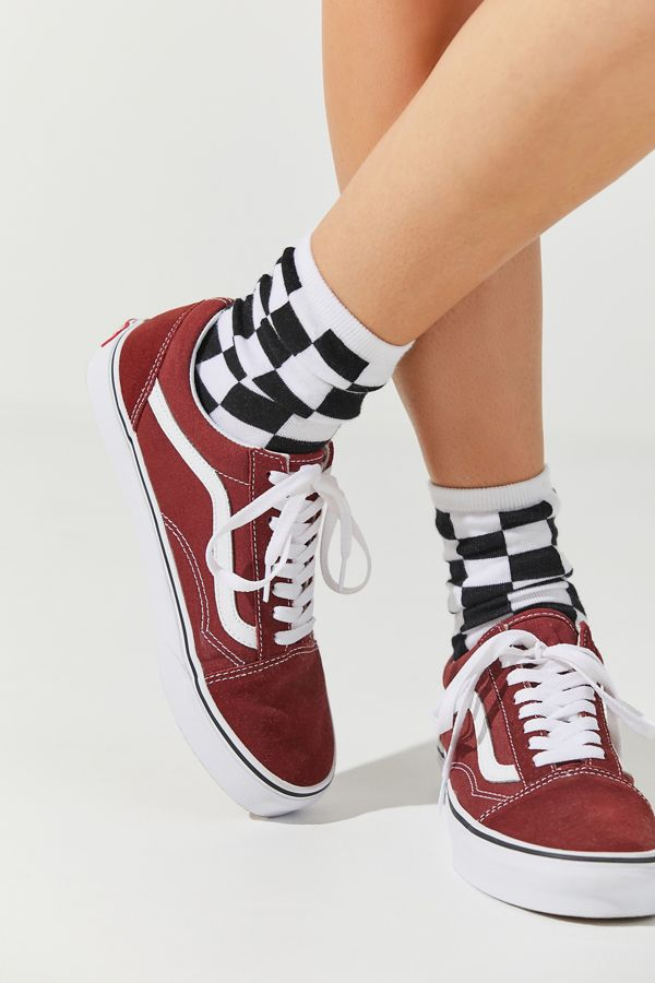 e3e3626641528a Slide View  1  Vans Ticker Checkerboard Crew Sock