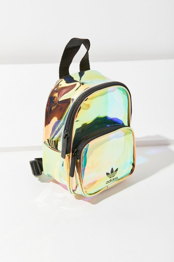 Slide View  1  adidas Originals Iridescent Mini Backpack 4e99b24b3d6f5