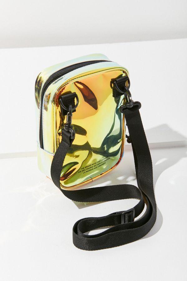 fd8f67c9a3 Slide View  3  adidas Originals Iridescent Crossbody Bag