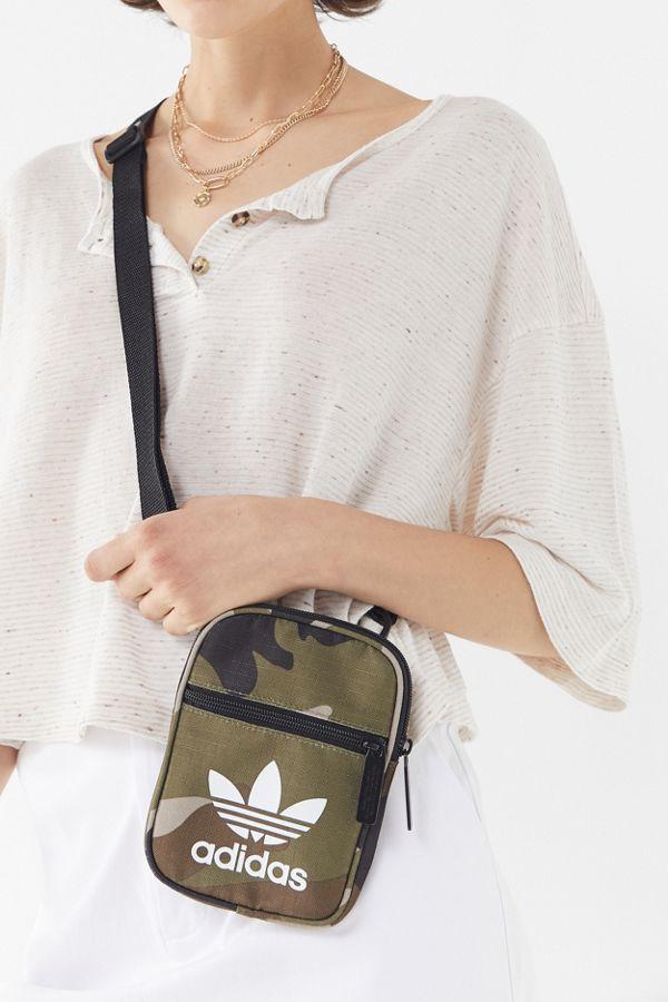 4aff03b92b Slide View  1  adidas Originals Camo Festival Crossbody Bag