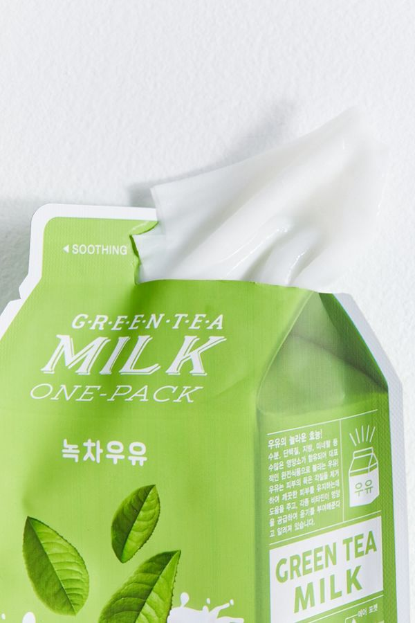 Slide View: 2: A'Pieu Milk Carton Sheet Mask