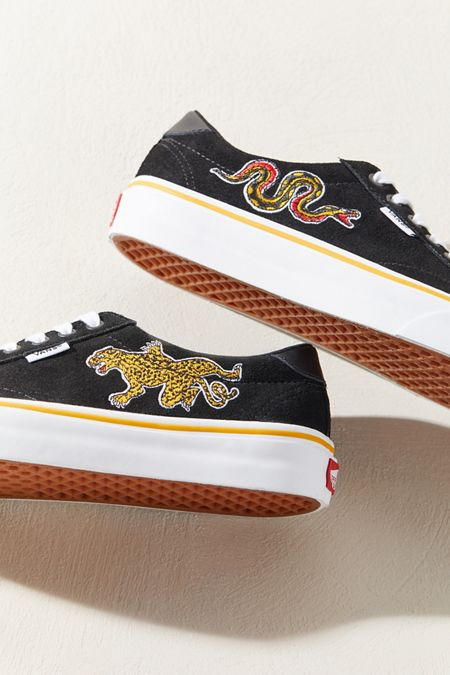 b08bec710dec Vans UO Exclusive Tattoo Court Sneaker · Quick Shop