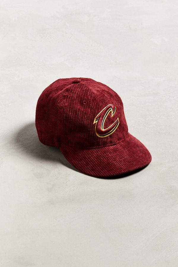 b5ffe8fdcfb34 New Era Cleveland Cavaliers Retro Corduroy Snapback Hat