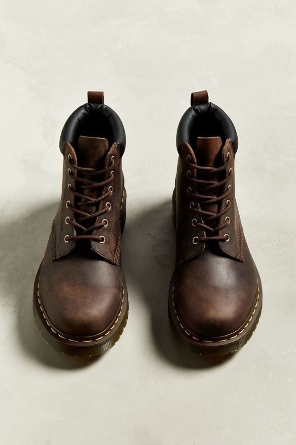 48c176ec2fe Dr. Martens 939 Crazy Horse 6-Eye Boot