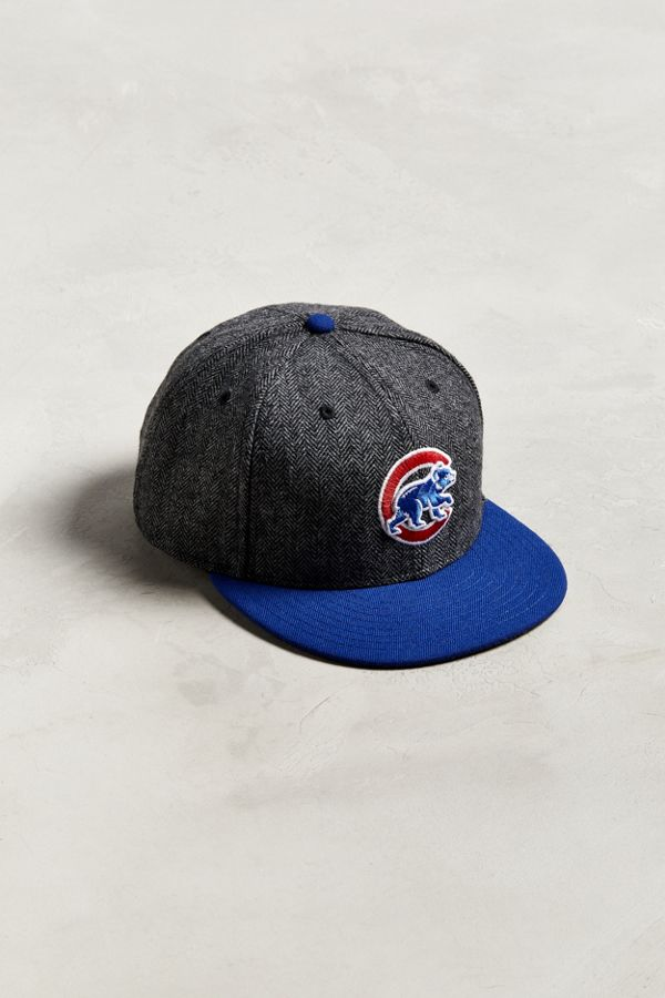 89cc97140c8 New Era Pattern Pop Chicago Cubs Snapback Hat