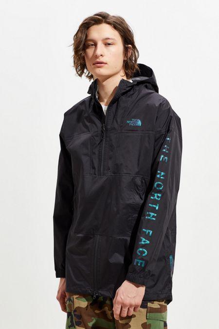 fd7edb16b03 The North Face Cultivation Graphic Anorak Rain Jacket