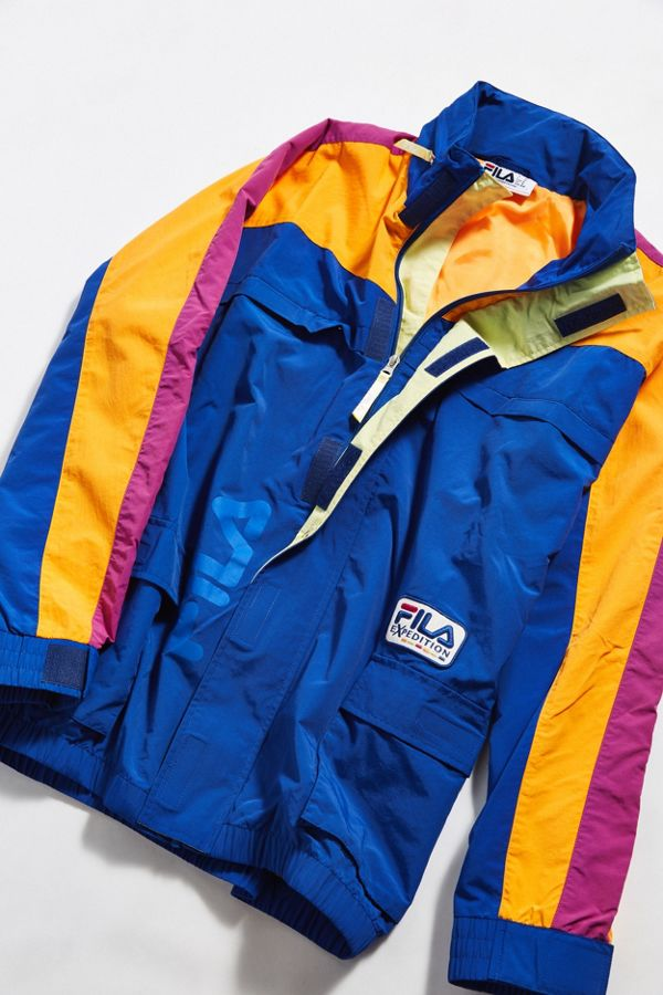 929baf5acfa3 FILA UO Exclusive Colorblock Ski Jacket