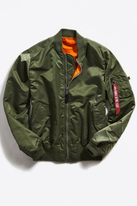 9b737bd9b01 Alpha Industries L-2B Flight Bomber Jacket