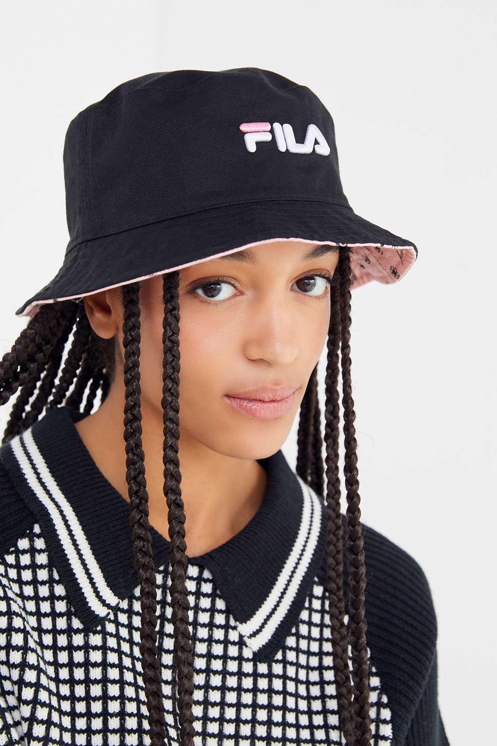 Fila X Fleamadonna Reversible Bucket Hat by Fila