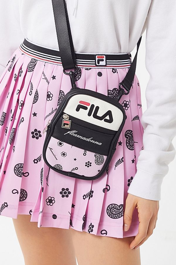 878b243c83 FILA X Fleamadonna UO Exclusive Mini Crossbody Bag   Urban Outfitters