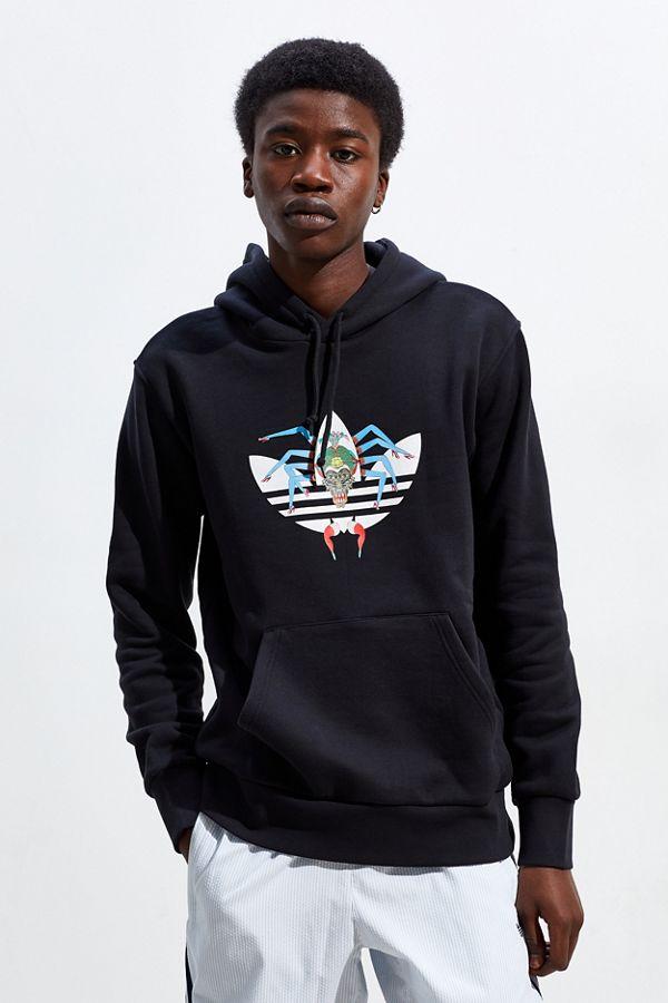 adidas X Keiichi Tanaami Hoodie Sweatshirt