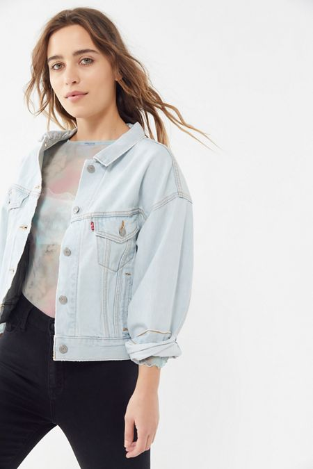 b19f5679efdeb Levi's - Women's Jackets + Coats: Casual, Going-Out, + More | Urban ...