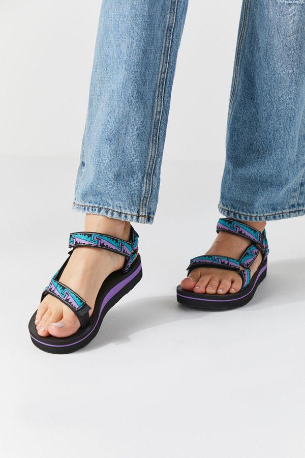 cc128f744488 Slide View  1  Teva UO Exclusive Midform Universal Sandal