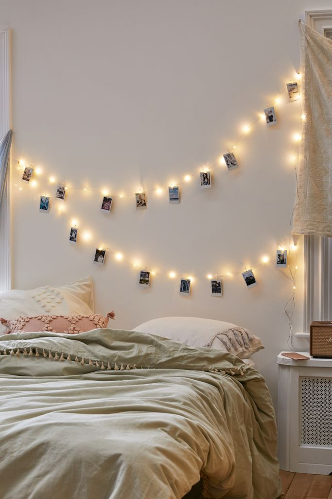 Mod Clips String Lights Urban Outfitters