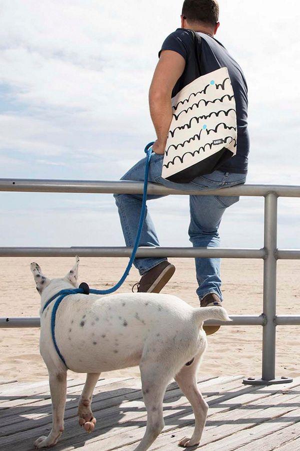 Slide View: 5: BARK Bounce Dog Park Tote Bag
