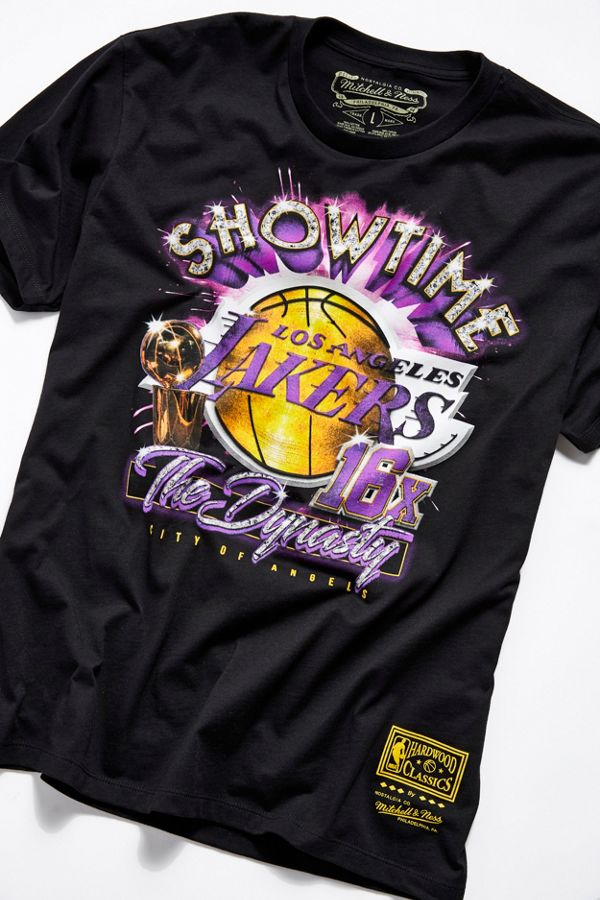 Mitchell & Ness Los Angeles Lakers Dynasty Tee by Mitchell & Ness