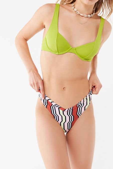 5c6d3cb8c30 Bikini + High Waisted Bottoms | Urban Outfitters