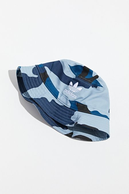 c7aa9d110b2 adidas Originals Camo Bucket Hat